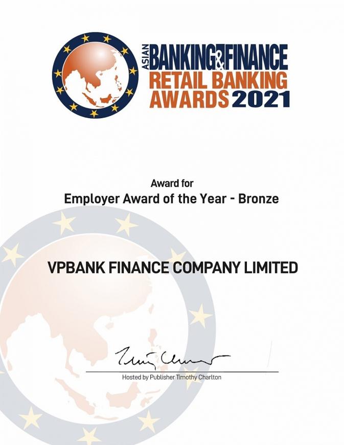ABF Awards là giải thưởng thường niên và uy tín trong lĩnh vực tài chính - ngân hàng ra đời năm 2018