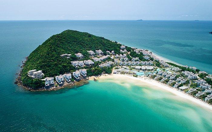 Đảo ngọc Phú Quốc (nguồn ảnh:bazantravel.com)