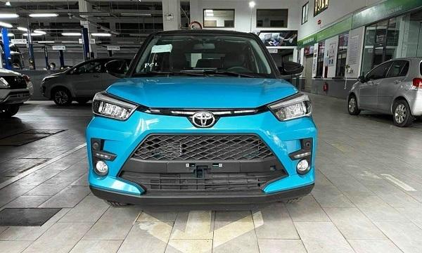Toyota sắp ra mắt mẫu xe hạng A+/B-