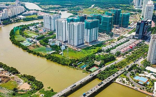 Thị trường bất động sản tái khởi động trong trạng thái